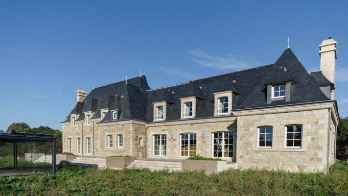 Manoir de Kervillogan - Treffiagat - Rénovation extension - Ouchem