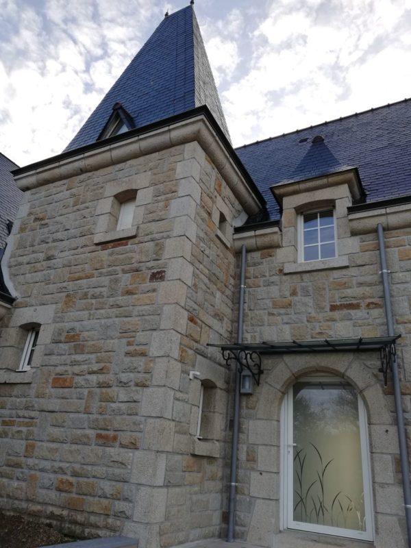 Rénovation Manoir - Treffiagat - Mélanie Ouchem
